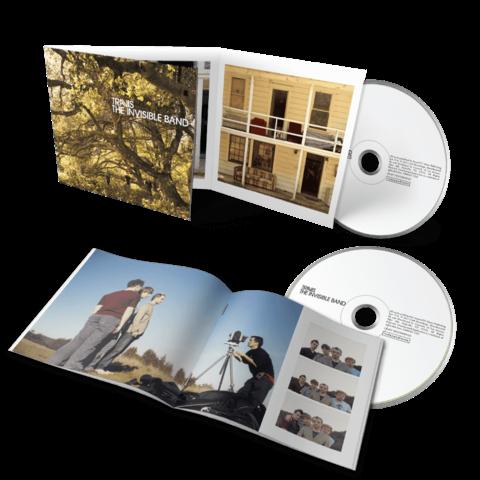 The Invisible Band von Travis - Deluxe 2CD jetzt im Bravado Store