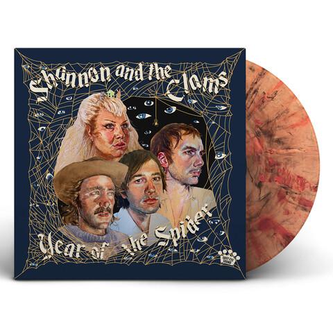 Year of The Spider (Ltd. Colour LP) von Shannon & The Clams - LP jetzt im Bravado Store