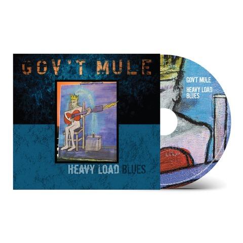 Heavy Load Blues von Gov't Mule - CD jetzt im Bravado Store