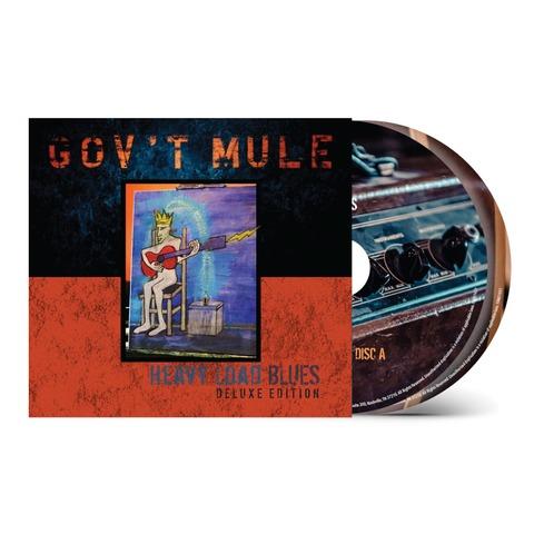 Heavy Load Blues (2CD Deluxe) von Gov't Mule - 2CD jetzt im Bravado Store