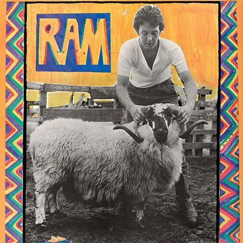 RAM (Ltd 2LP) von Paul McCartney - 2LP jetzt im Bravado Shop