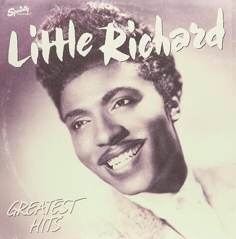 Greatest Hits von Little Richard - LP jetzt im Bravado Shop