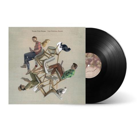The Tipping Point von Tears For Fears - LP jetzt im Bravado Store