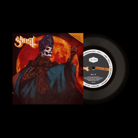 Hunter's Moon von Ghost - 7'' Single jetzt im Bravado Store