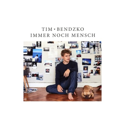√Immer noch Mensch von Bendzko,Tim - CD jetzt im Bravado Shop