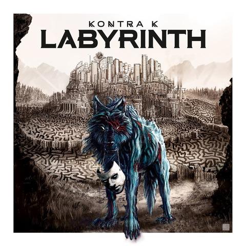 √Labyrinth von Kontra K - CD jetzt im Bravado Shop