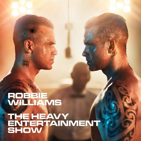 √The Heavy Entertainment Show von Williams,Robbie - CD jetzt im Bravado Shop