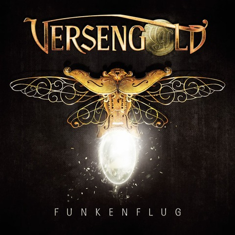 Funkenflug (Digipack) von Versengold - CD jetzt im Bravado Shop