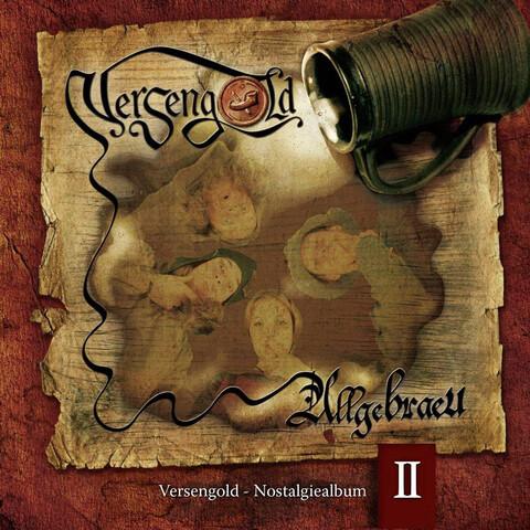 Allgebraeu-Nostalgiealbum II von Versengold - CD jetzt im Bravado Shop