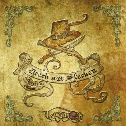 √Dreck am Stecken-Räuberhaftes Liedgut (EP) von Versengold - CD jetzt im Bravado Shop