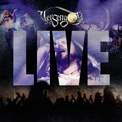 √Live 2015 von Versengold - CD jetzt im Bravado Shop
