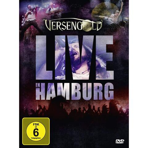 Versengold Live in Hamburg von Versengold - DVD jetzt im Bravado Shop