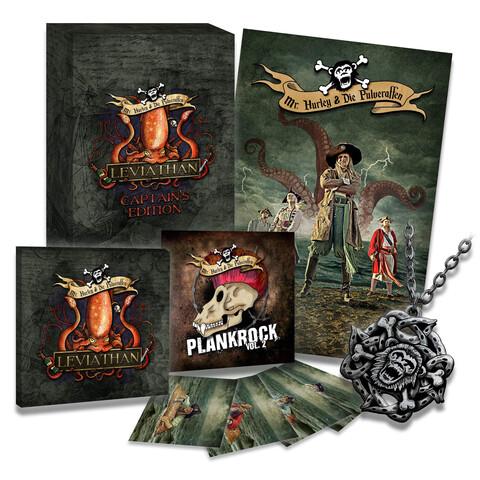 √Leviathan - Captains Edition (Ltd. Fanbox) von Mr. Hurley & Die Pulveraffen - Box jetzt im Bravado Shop