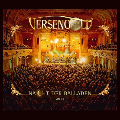 Nacht der Balladen 2018 (Live-Doppelalbum) von Versengold - CD jetzt im Bravado Shop