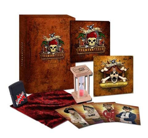 Seemannsgrab - Captains Edition (Ltd. Fanbox) von Mr. Hurley & Die Pulveraffen - Box jetzt im Bravado Shop