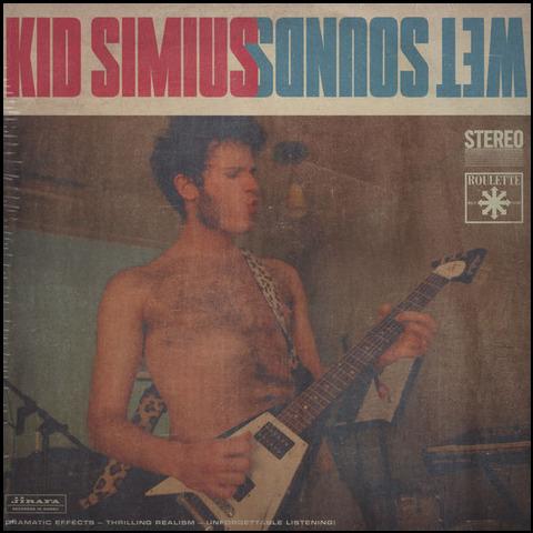 Wet Sounds (Digipak Edition) von Kid Simius - CD jetzt im Bravado Shop