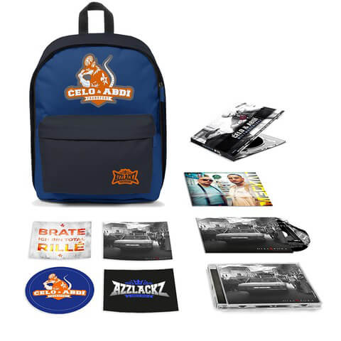 √Diaspora (Ltd. Pack Edition - Box Set) von Celo & Abdi - CD jetzt im Bravado Shop