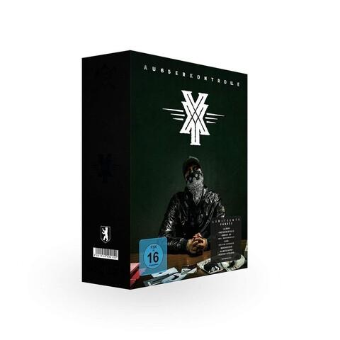 √XY (Limitierte Fanbox mit signiertem Item) von AK Ausserkontrolle - CD jetzt im Bravado Shop