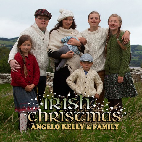Irish Christmas von Angelo Kelly & Family - CD jetzt im Bravado Store