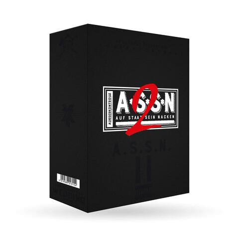 √A.S.S.N.2 (Ltd. Fanbox) von AK Ausserkontrolle - Box jetzt im Bravado Shop
