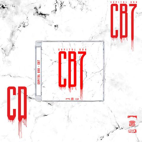 √CB7 von Capital Bra - CD jetzt im Bravado Shop