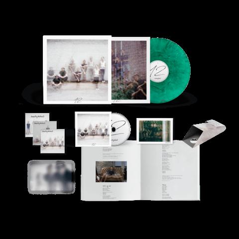 12 (Ltd. Deluxe LP inkl. CD) von AnnenMayKantereit - LP jetzt im Bravado Shop