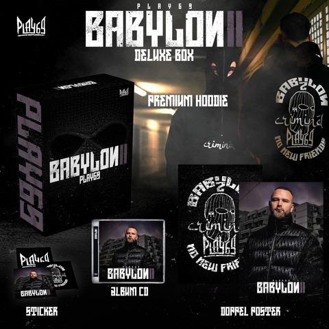 BABYLON II (Ltd. Deluxe Box) von Play69 - Box jetzt im Bravado Shop