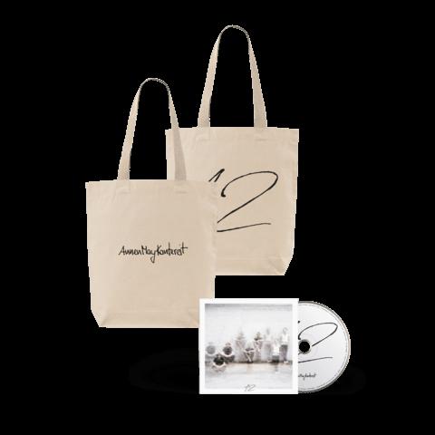 12 (CD + Beutel) von AnnenMayKantereit - CD Bundle jetzt im Bravado Store