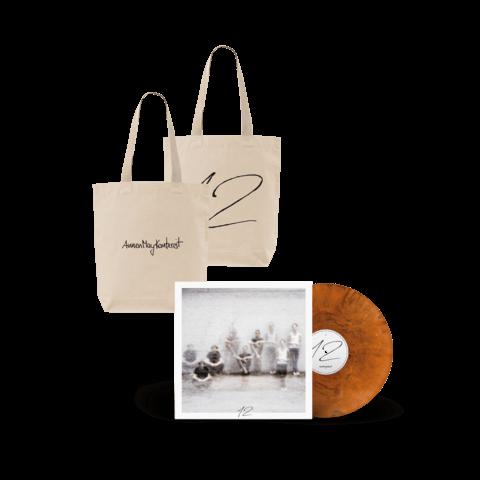 12 (LP + Beutel) von AnnenMayKantereit - LP Bundle jetzt im Bravado Store