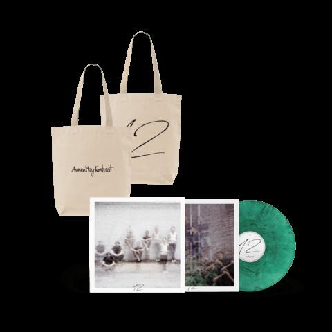 12 (Ltd. Deluxe LP + Beutel) von AnnenMayKantereit - LP Bundle jetzt im Bravado Store