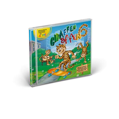 √Giraffenaffen 6 von Giraffenaffen - CD jetzt im Bravado Shop
