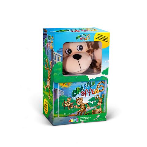 √Giraffenaffen 6 (Ltd. Box inkl. Handpuppe + Textheft) von Giraffenaffen - Box jetzt im Bravado Shop