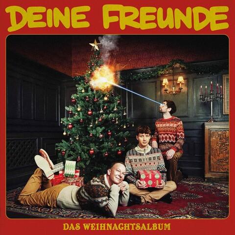 √Das Weihnachtsalbum von Deine Freunde - CD jetzt im Bravado Shop
