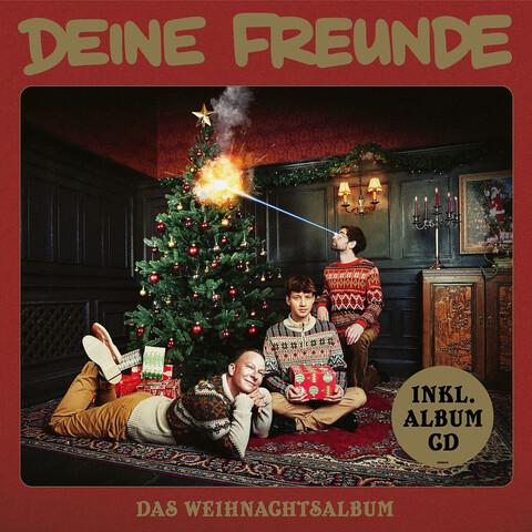 Das Weihnachtsalbum (Vinyl) von Deine Freunde - LP jetzt im Bravado Store