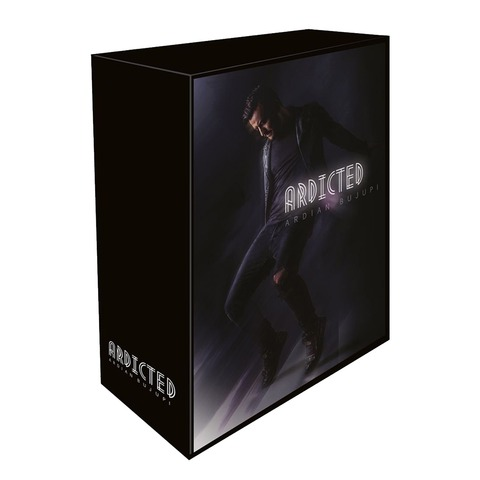√Ardicted (Ltd. Fan Edition mit T-Shirt Girls M) von Ardian Bujupi - Box set jetzt im Bravado Shop