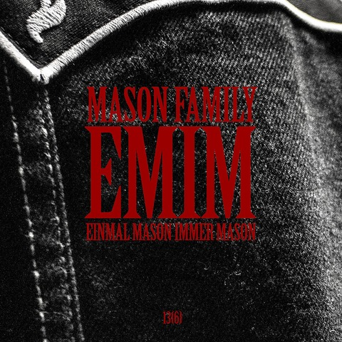 √E.M.I.M.(Ltd.Family Edt.) von Mason Family - CD jetzt im Bravado Shop