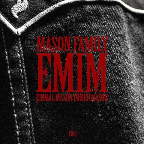 E.M.I.M.(Ltd.Family Edt.) von Mason Family - CD jetzt im Bravado Shop