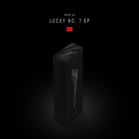 Lucky No.7 (Ltd.Fan Edt.) von Mosh36 - CD + DVD Video jetzt im Bravado Shop