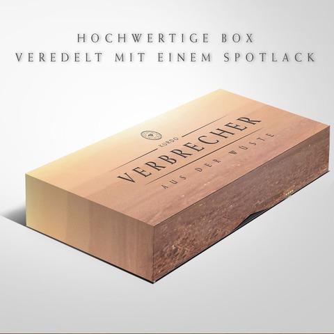 Verbrecher Aus Der Wüste (Ltd.Fan Edt.) von Kurdo - CD jetzt im Bravado Shop