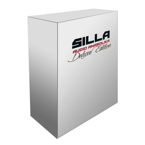 √Audio Anabolika (Ltd. Fan Box) von Silla - CD jetzt im Bravado Shop