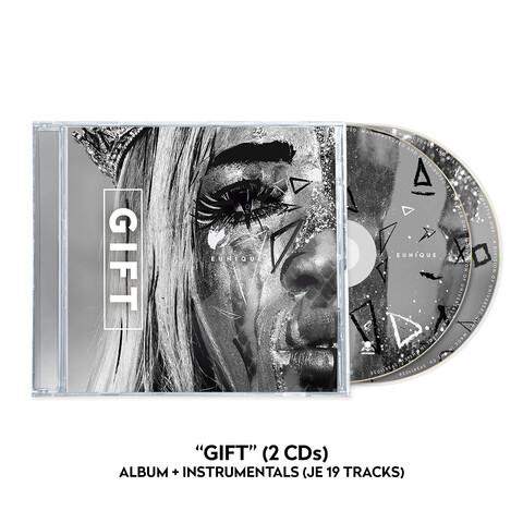 √GIFT (Ltd. Fanbox) von Eunique - CD jetzt im Bravado Shop