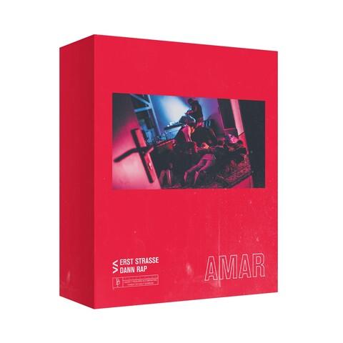 √Erst Straße dann Rap (Ltd. Fanbox) von Amar - CD jetzt im Bravado Shop