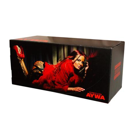 √AYWA (Ltd. Fanbox) von Schwesta Ewa - CD jetzt im Bravado Shop