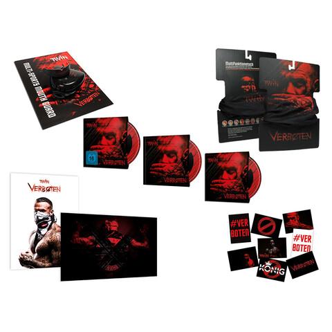 √Verboten (Ltd. Fanbox) von Twin - CD jetzt im Bravado Shop