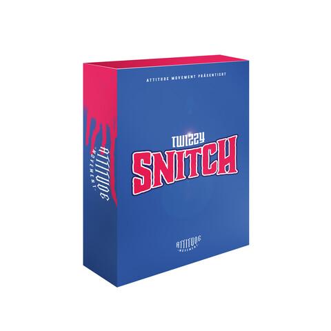 √Snitch (Ltd. Deluxe Box) von Twizzy - CD jetzt im Bravado Shop
