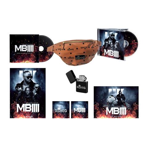 √MB4 (Ltd. Street Edt.) von Manuellsen - CD jetzt im Bravado Shop