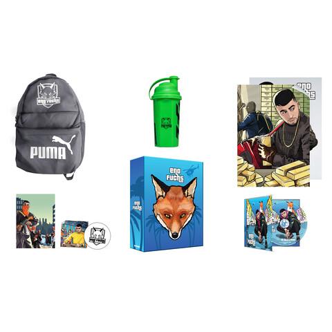 √Fuchs Box von ENO - CD jetzt im Bravado Shop