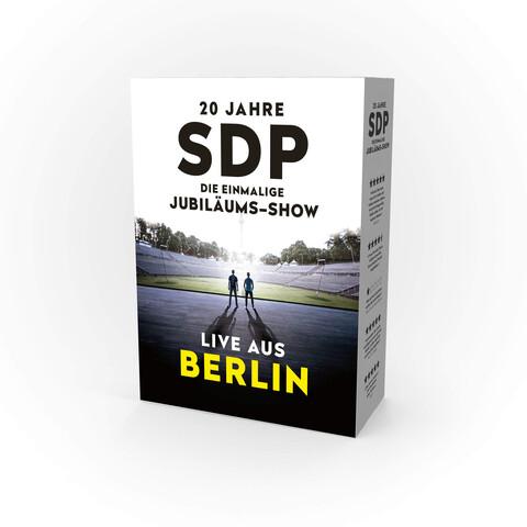 √20 Jahre - Die einmalige Jubiläums-Show (Live aus Berlin) - Ltd. Box von SDP - Box jetzt im Bravado Shop