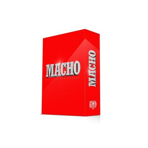 √Macho (Ultimate Box) von Bass Sultan Hengzt - Box jetzt im Bravado Shop