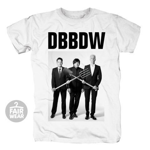 √DBBDW von die ärzte - T-shirt jetzt im Bravado Shop
